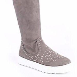 Anthropologie J/Slides Over the Knee Boots
